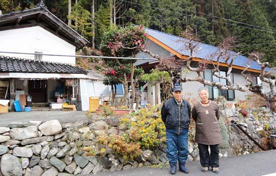 左は中村さん、右は木下さん 木下さんは元気でおもしろい方でした!