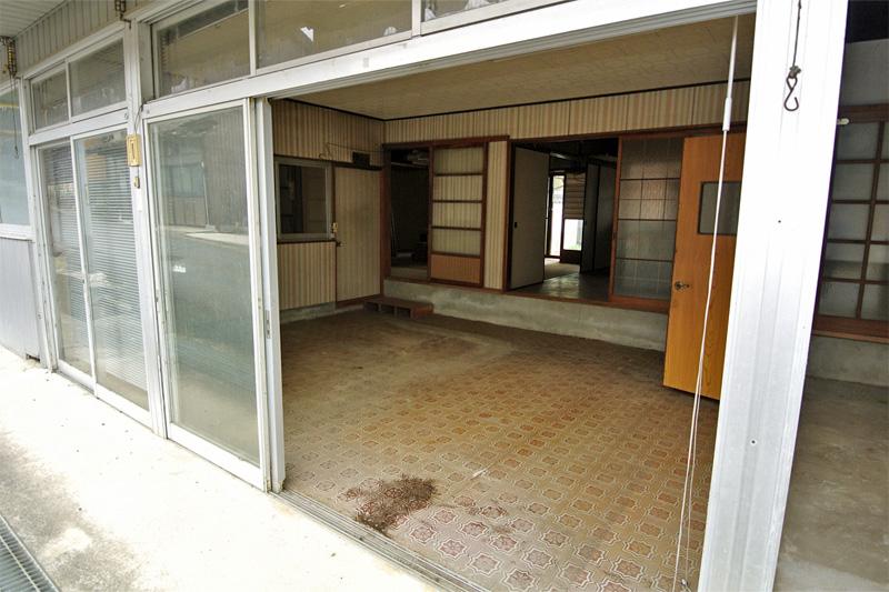 元・店舗スペース