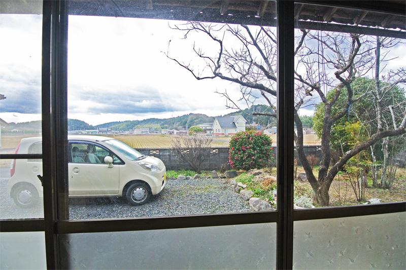 窓からの眺望★