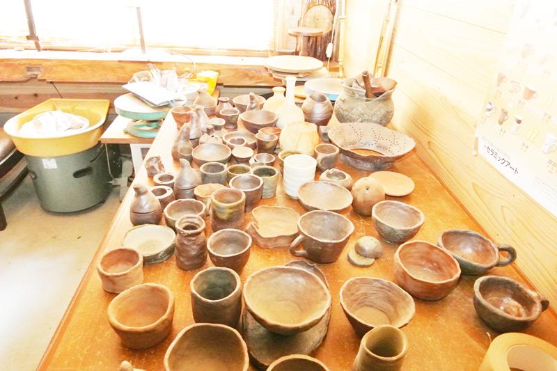 本格的な陶芸