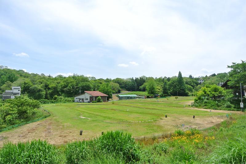 湯郷グランドゴルフ場