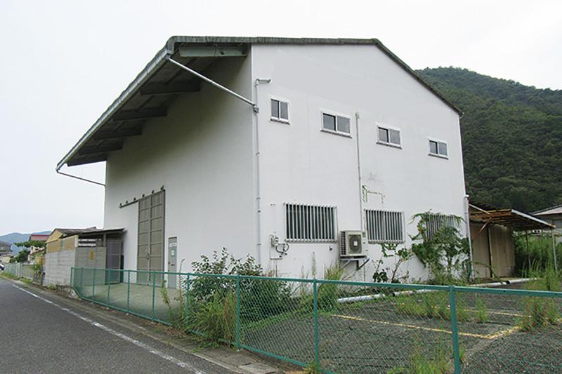 倉庫(工場跡)