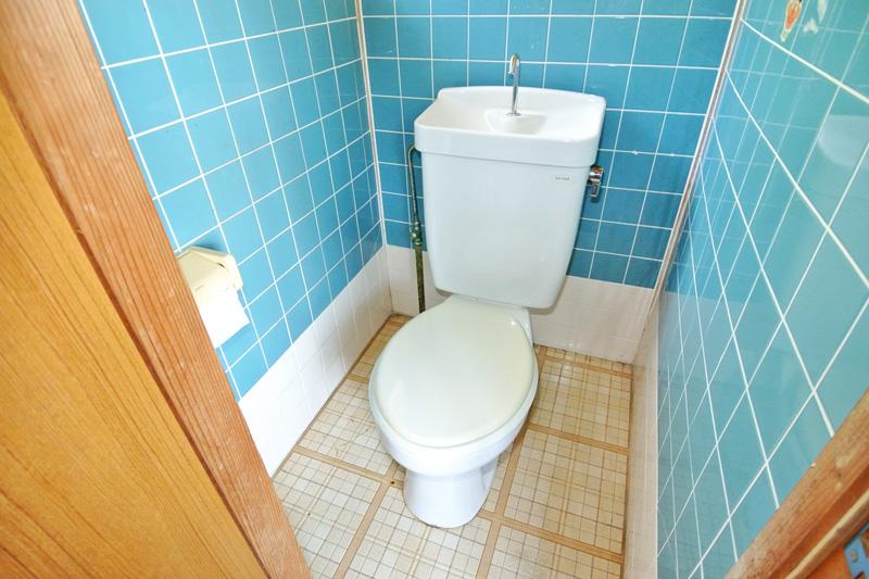 離れ・水洗トイレ