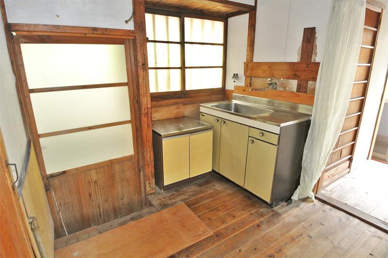 家屋① 台所