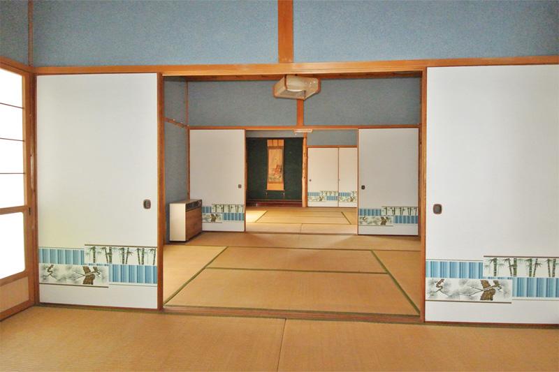 2階・和室の続き間(南側)