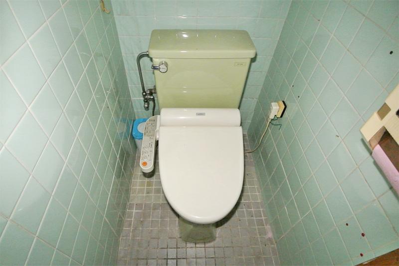 1階・水洗トイレ