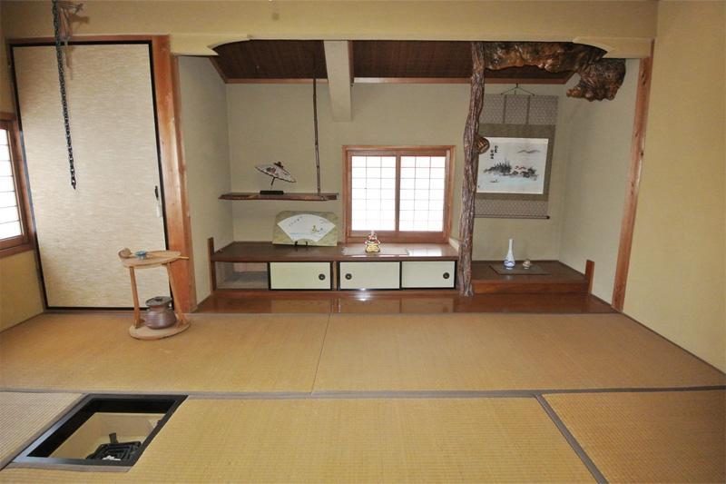 3階・和室(茶室)
