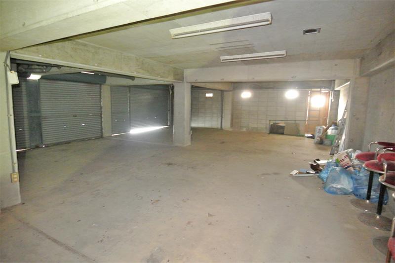 住居側・1階部分の倉庫