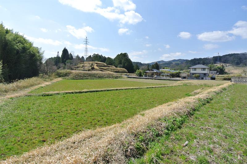 付属農地と周辺環境